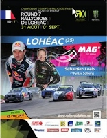 Championnat du Monde LOHEAC - BRETAGNE 2013