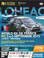 Championnat du Monde LOHEAC - BRETAGNE 2015