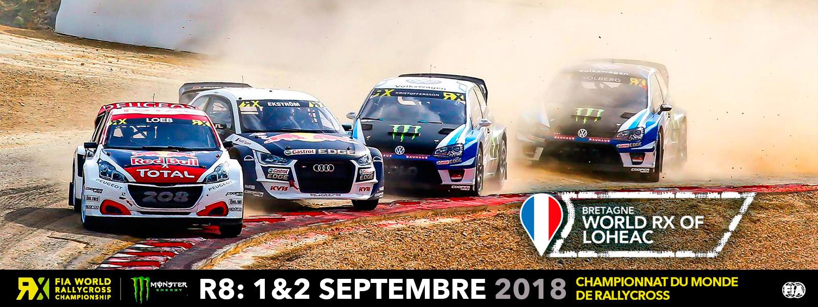 rallycross de lohéac france