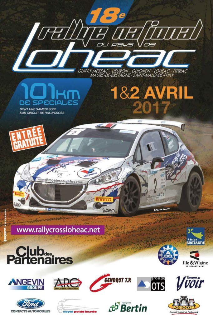 Rallye 1 avril
