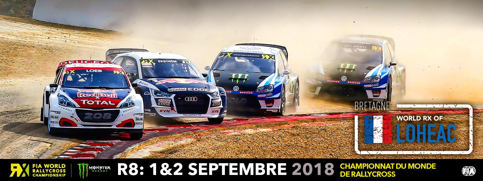 rx rallycross bretagne lohéac 2018