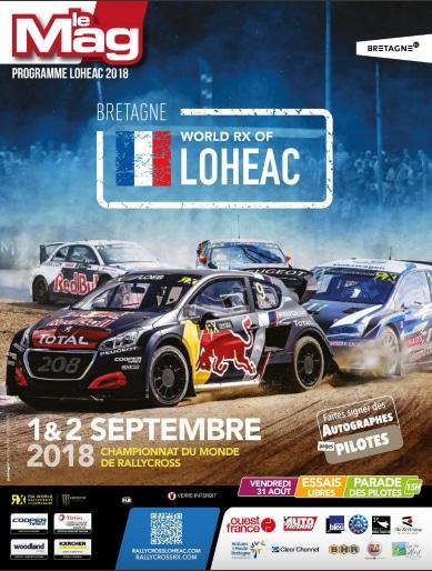 Championnat du Monde LOHEAC - BRETAGNE 2018