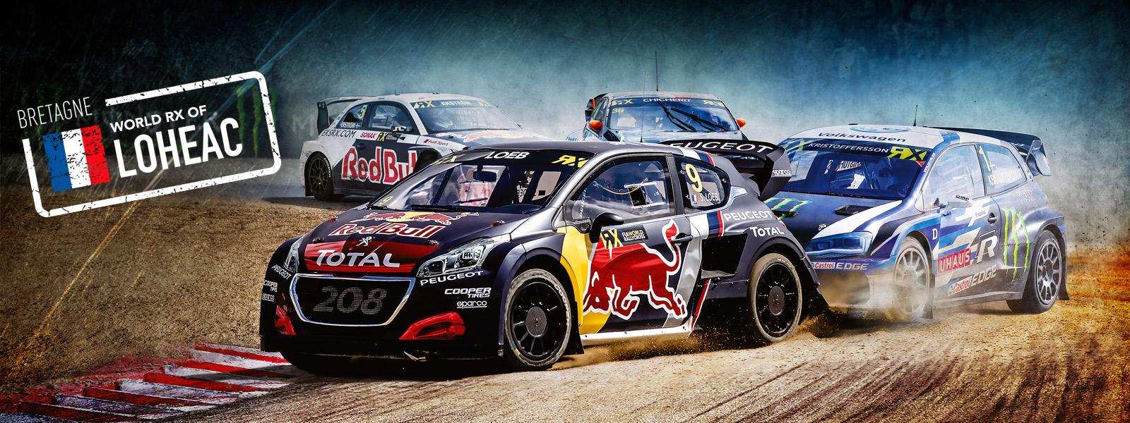 rx lohéac rallycross 2018 monde fia