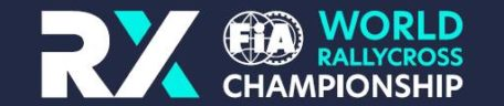 RX FIA fond sombre