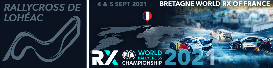 rallycross lohéac RX 2021 Bretagne